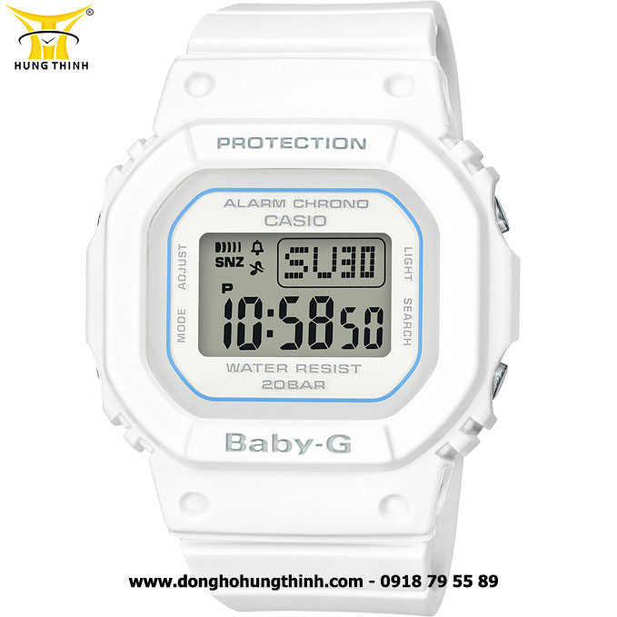 ĐỒNG HỒ CASIO BABY-G NỮ THỂ THAO CHỐNG SỐC BGD-560-7DR