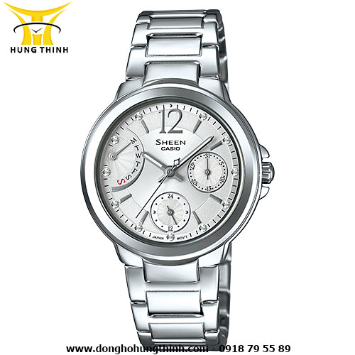 CASIO SHEEN SHE-3804D-7AUDR