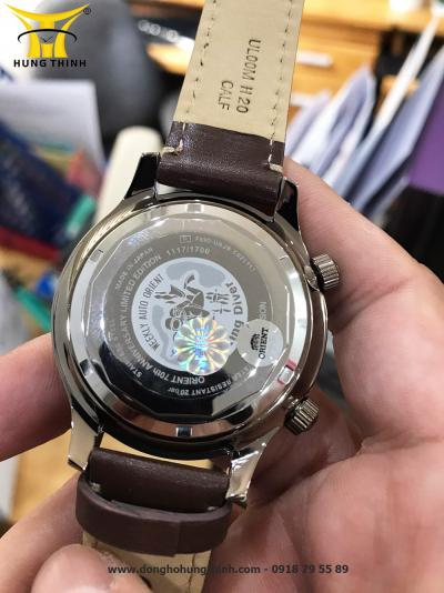 ĐỒNG HỒ ORIENT AUTOMATIC KING LIMITED EDITION DIVER RA-AA0D04G0HB