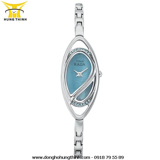 TITAN RAGA 9935SM01