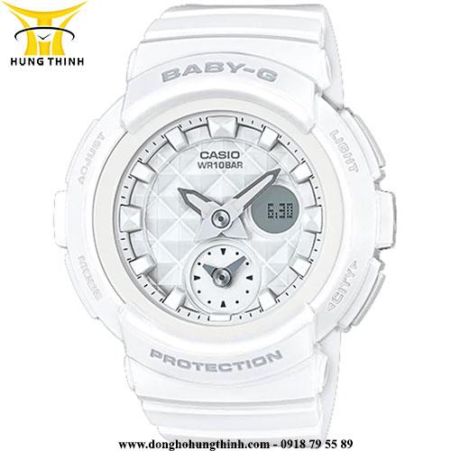 CASIO THỂ THAO NỮ BABY-G BGA-195-7ADR