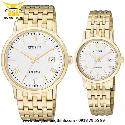 CITIZEN CẶP BM6772-56A và EW1582-54A