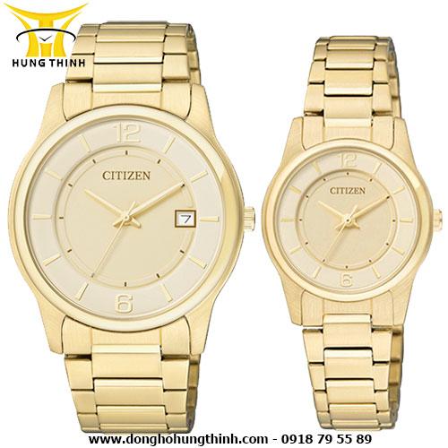 CITIZEN CẶP BD0022-59A và ER0182-59A