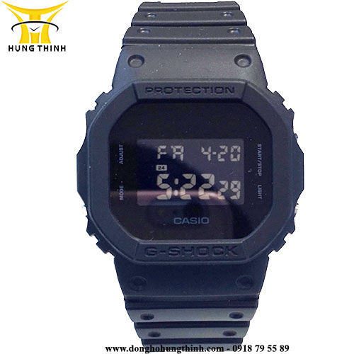 CASIO THỂ THAO NAM DW-5600BB-1DR