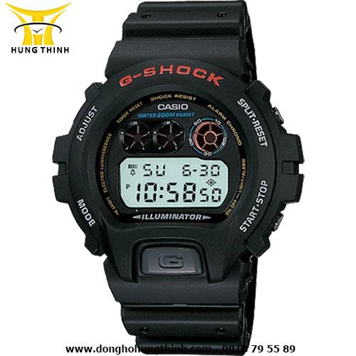 CASIO G-SHOCK DW-6900-1VSDR