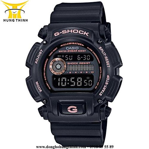 CASIO THỂ THAO NAM G-SHOCK DW-9052GBX-1A4DR