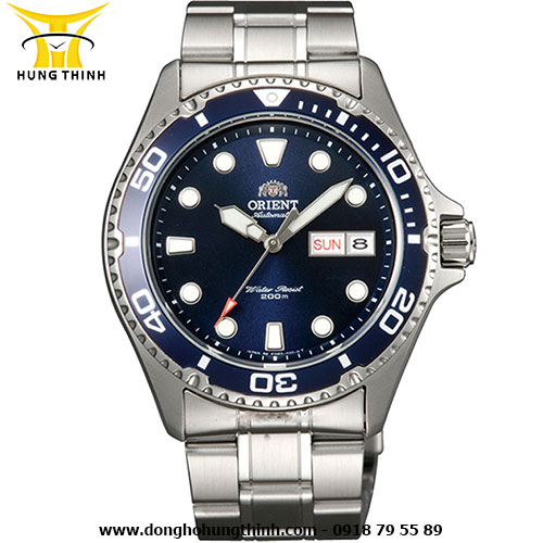 ORIENT RAY RAVEN II AUTOMATIC FAA02005D9