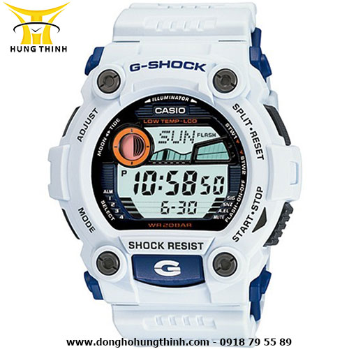 CASIO NAM G-SHOCK G-7900A-7DR