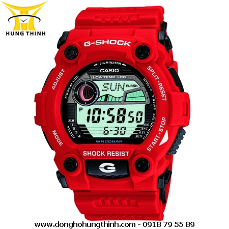 G-SHOCK G-7900A-4HDR