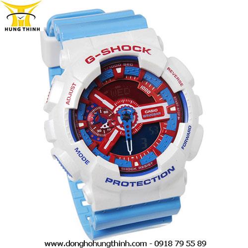 CASIO G-SHOCK GA-110AC-7ADR