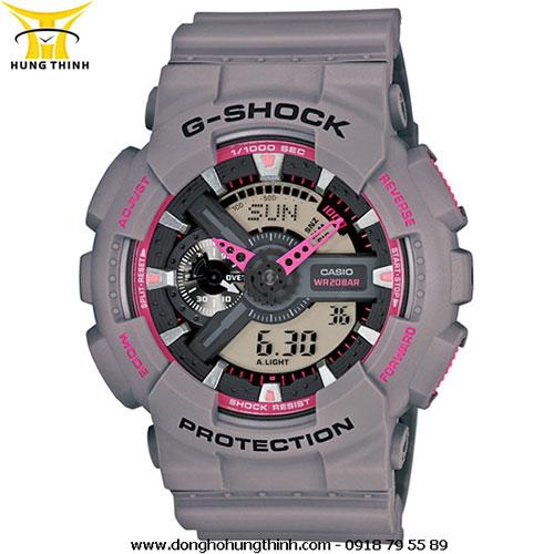CASIO G-SHOCK GA-110TS-8A4DR