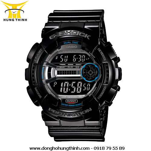 CASIO G-SHOCK GD-110-1DR