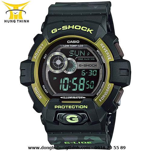 CASIO G-SHOCK GLS-8900CM-1DR