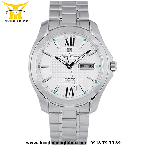 OP DÂY KIM LOẠI NAM AUTOMATIC 8973AMS-T