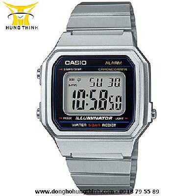 CASIO UNISEX B650WD-1ADF