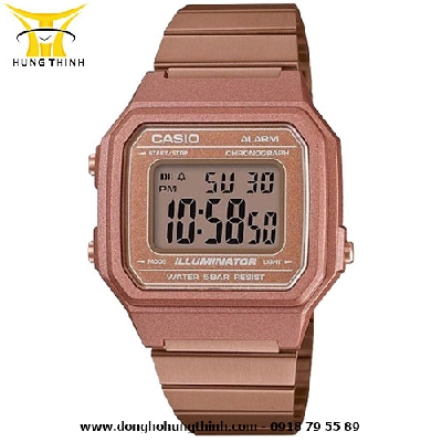 CASIO VINTAGE DIGITAL B650WC-5ADF