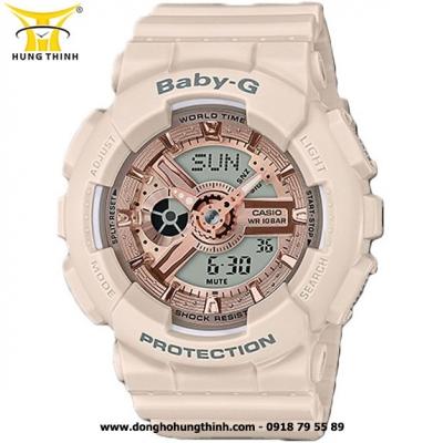 ĐỒNG HỒ CASIO BABY-G THỂ THAO NỮ BA-110CP-4ADR
