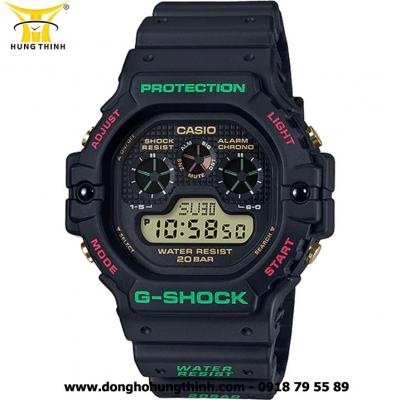 ĐỒNG HỒ CASIO THỂ THAO NAM G-SHOCK DW-5900TH-1DR