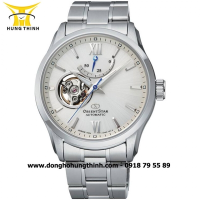 ĐỒNG HỒ ORIENT STAR AUTOMATIC OPEN HEART NAM RE-AT0003S00B