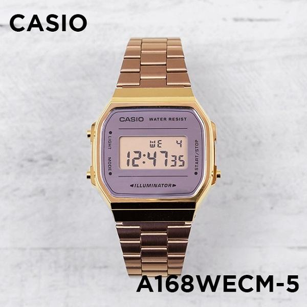 Đồng hồ Casio chính hãng A168WECM-5DF