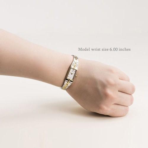 đồng hồ Orient nữ mặt chữ nhật