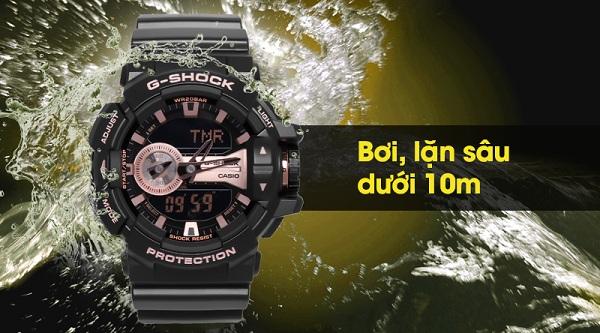 G-SHOCK GA-400GB-1A4DR
