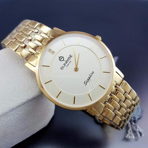 Giá của đồng hồ Sunrise chính hãng