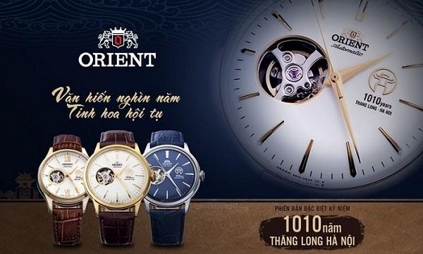 Đồng hồ Orient phiên bản đặc biệt