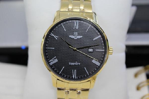Giá của đồng hồ Sunrise cơ