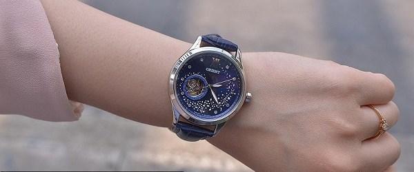 Đồng hồ Orient nữ máy cơ