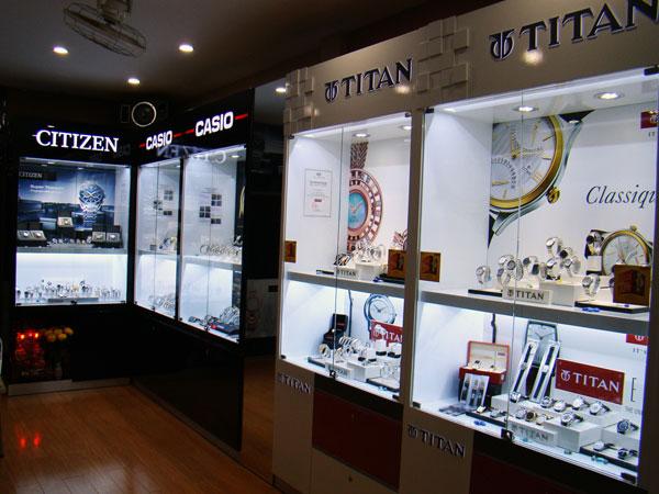 Đồng hồ đeo tay chính hãng tại TPHCM