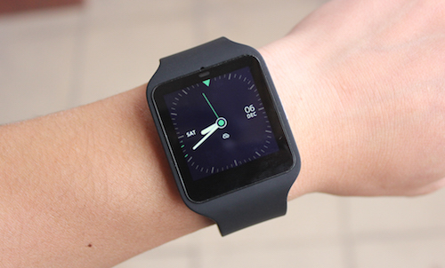 Đồng hồ Android Wear SmartWatch 3 của Sony